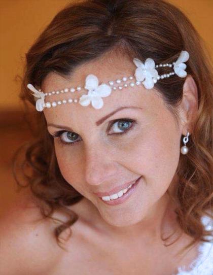Le maquillage de mariée